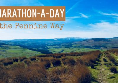 A Marathon-a-Day on the Pennine Way